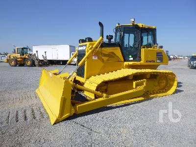 KOMATSU D65PX-15 LGP Crawler Tractor