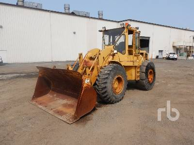 1971 CATERPILLAR 950 Parts Only Wheel Loader Parts/Stationary Construction-Other