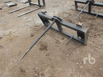 Unused ALL-STAR Q/C Tractor Bale Fork
