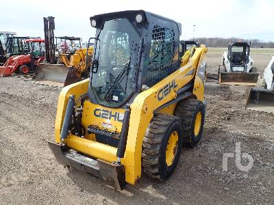 2017 GEHL R220 Skid Steer Loader