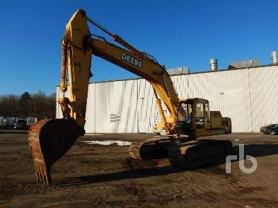 2000 JOHN DEERE 330 LC Hydraulic Excavator