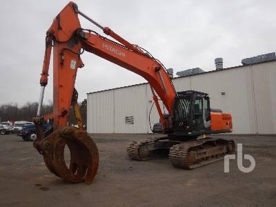 2011 HITACHI ZX350LC-3 Hydraulic Excavator