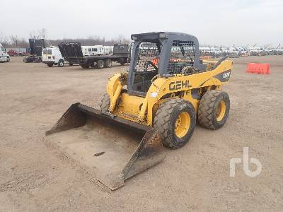 2005 GEHL 7810 Skid Steer Loader