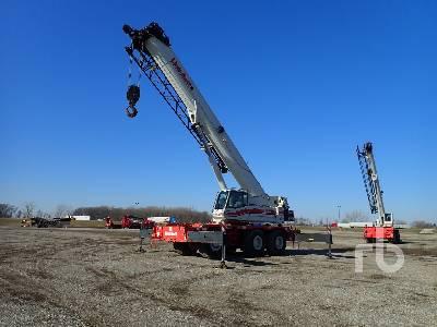 2005 LINK-BELT RTC-80100 II Rough Terrain Crane