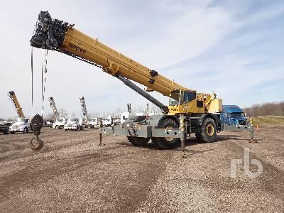 2004 GROVE RT890E Rough Terrain Crane