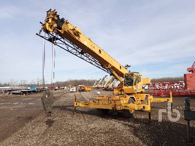 2000 GROVE RT522B Rough Terrain Crane