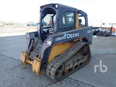 2012 JOHN DEERE 323DT Parts Only Compact Track Loader Parts/Stationary Construction-Other