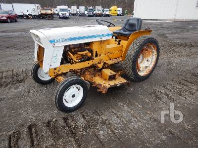 1969 INTERNATIONAL HARVESTER CUB 154 LO-BOY 2WD Utility Tractor