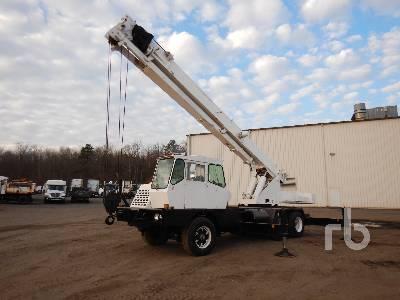 1983 GROVE TD522 Hydraulic Truck Crane