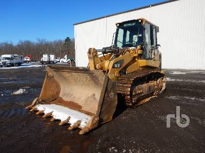 2014 CATERPILLAR 963D Crawler Loader