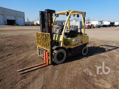 2015 HYSTER H50FT 4800 Lb Forklift