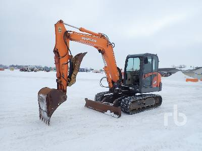 2008 DOOSAN SL75V Midi Excavator (5 - 9.9 Tons)