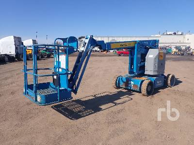 2012 GENIE Z34/22N Electric Articulated Boom Lift