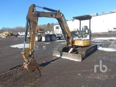 2008 CATERPILLAR 304CCR Midi Excavator (5 - 9.9 Tons)