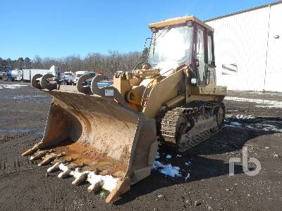 2005 CATERPILLAR 953C Crawler Loader