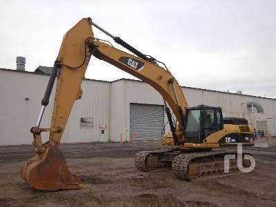 2008 CATERPILLAR 330DL Hydraulic Excavator