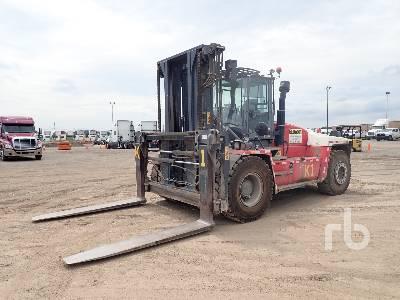 2018 KALMAR DCG180-12LB 40000 Lb Forklift