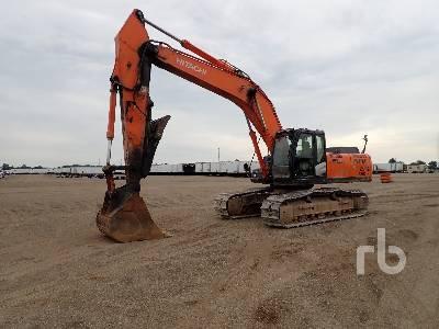 2013 HITACHI ZX350LC-5N Hydraulic Excavator