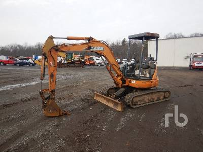 2004 CASE CX36 Mini Excavator (1 - 4.9 Tons)