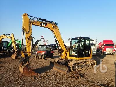 2016 CATERPILLAR 308E2CRSB Midi Excavator (5 - 9.9 Tons)