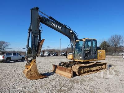 2008 JOHN DEERE 120D Hydraulic Excavator