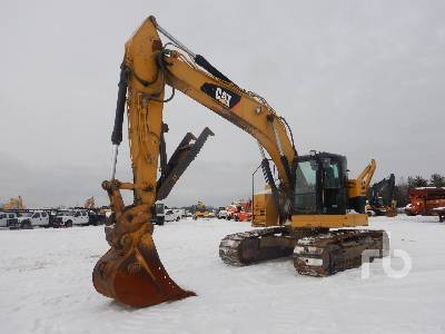 2010 CATERPILLAR 321DLCR Hydraulic Excavator