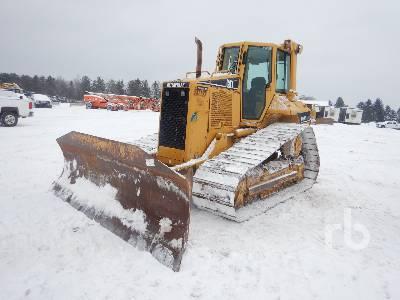 2004 CATERPILLAR D5N LGP Crawler Tractor