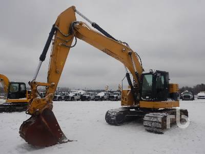 2011 CATERPILLAR 321DLCR Hydraulic Excavator