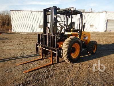 2018 JCB RT930 6000 Lb Rough Terrain Forklift