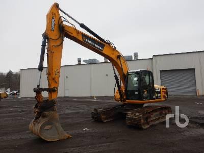 JCB JS220LC Hydraulic Excavator