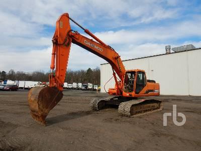 2003 DAEWOO SL255LC-V Hydraulic Excavator