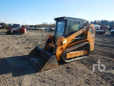 2016 MUSTANG 1750RT 2 Spd Compact Track Loader