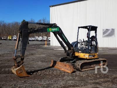 2014 JOHN DEERE 50G Midi Excavator (5 - 9.9 Tons)