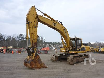 1992 CATERPILLAR 330L Hydraulic Excavator