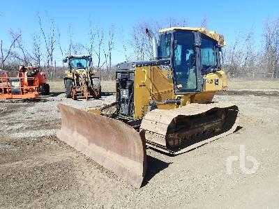 2013 JOHN DEERE 650K Crawler Tractor