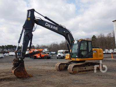 2015 JOHN DEERE 160G LC Hydraulic Excavator