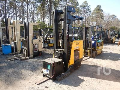 2012 HYUNDAI 20BRP-7 4000 Lb Stand Up Electric Forklift