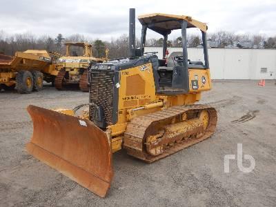 2015 JOHN DEERE 450J LT Crawler Tractor