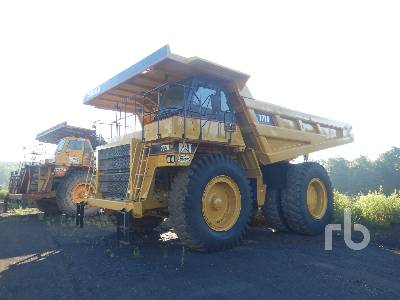 2001 CATERPILLAR 777D Rock Truck
