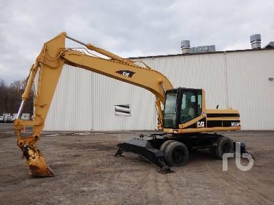2000 CATERPILLAR M320 4x4 Mobile Excavator