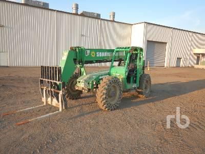 2015 SKYJACK 6042 6000 Lb 4x4x4 Telescopic Forklift