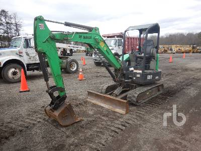 2013 BOBCAT E32M Mini Excavator (1 - 4.9 Tons)