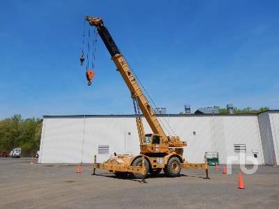 1998 GROVE RT750 50 Ton 4x4x4 Rough Terrain Crane