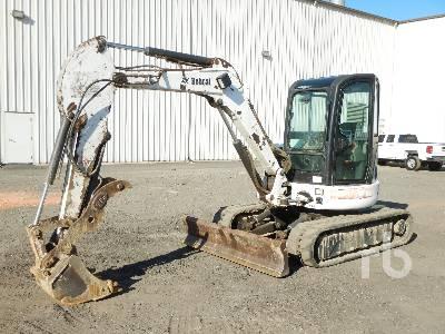 2005 BOBCAT 435 Midi Excavator (5 - 9.9 Tons)