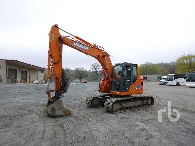 2014 DOOSAN DX140LCR-3 Hydraulic Excavator