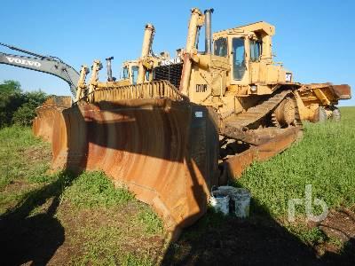 1989 CATERPILLAR D10N Crawler Tractor