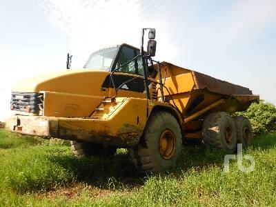 2007 CATERPILLAR 740 6x6 Articulated Dump Truck