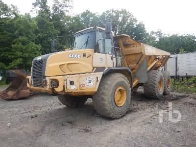 2005 JOHN DEERE 400D 6x6 Articulated Dump Truck