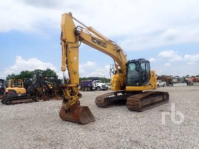 2017 KOBELCO SK270SRLC-5 Hydraulic Excavator