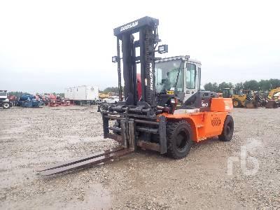 2015 DOOSAN D160S-7 34750 Lb Forklift